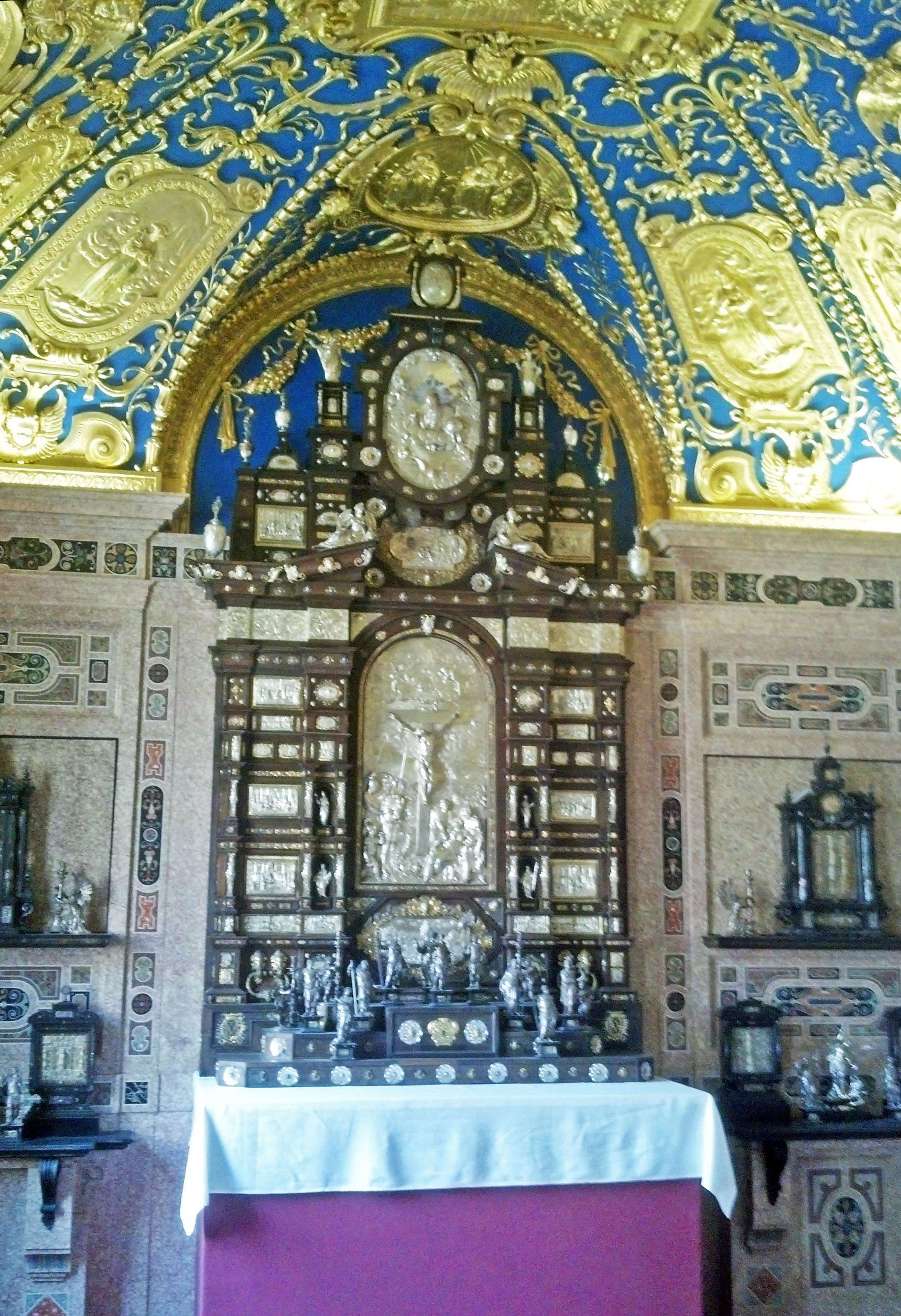 The Ornate Chapel