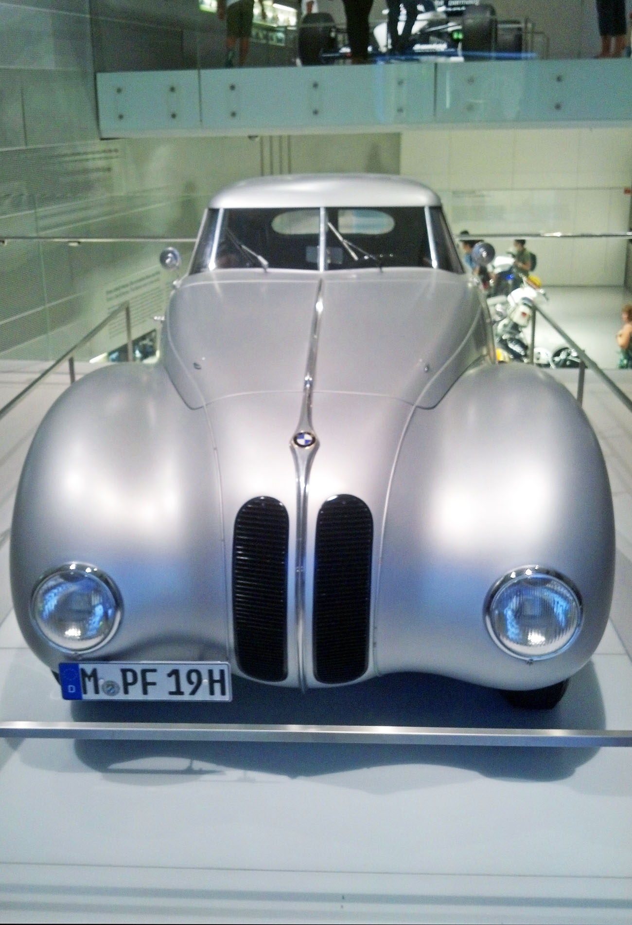Another classic BMW.